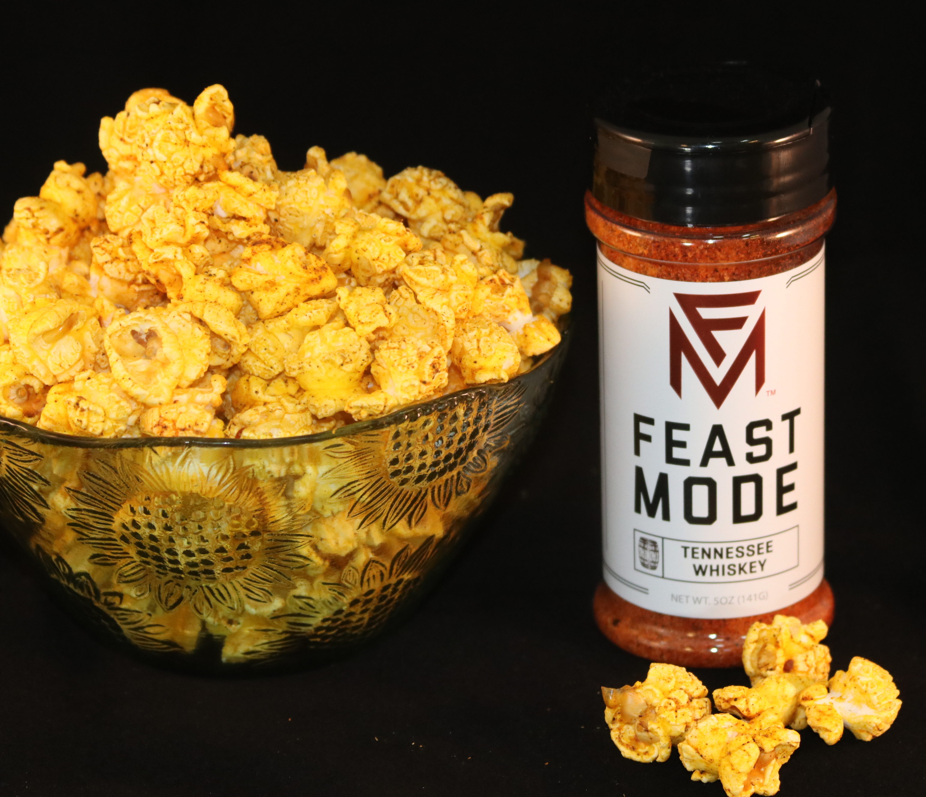 Tennessee Whiskey Popcorn