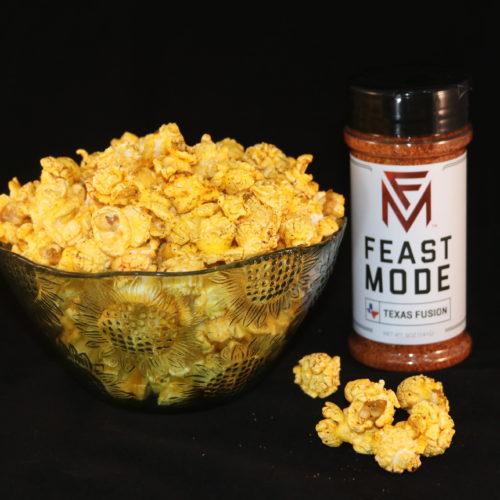Texas Fusion Popcorn Flavor