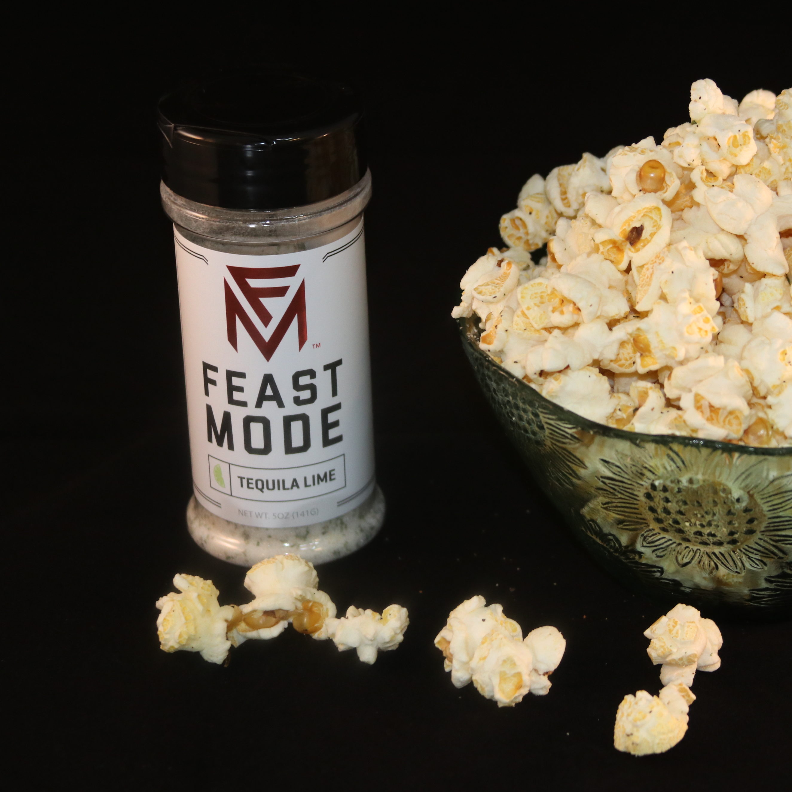 Tequila Lime Popcorn Flavor