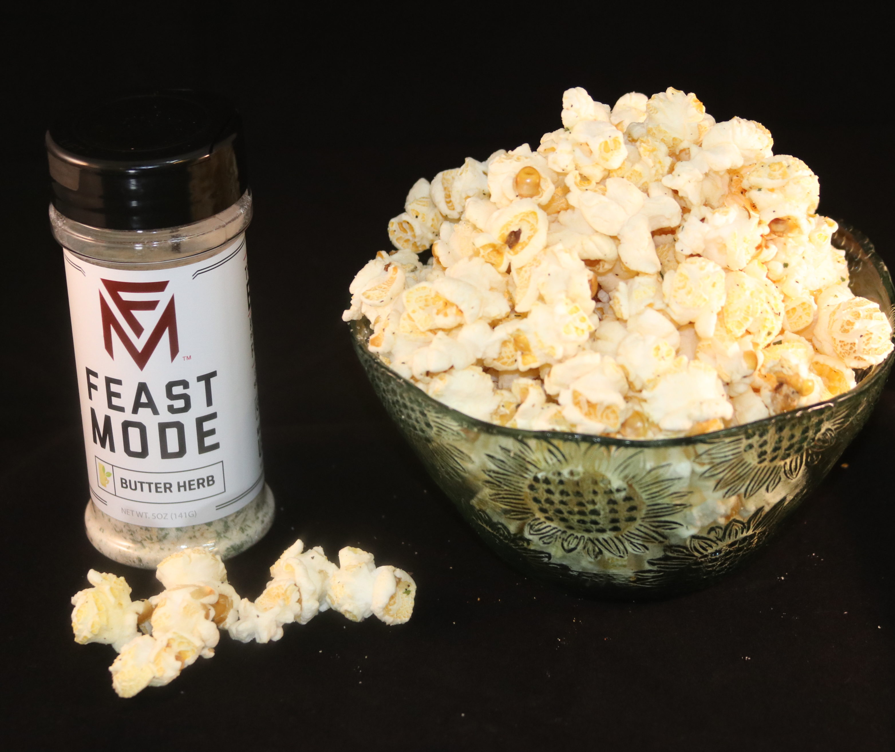 Butter Herb Popcorn Flavor